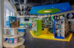 New Library  - Abdul Hameed Shoman Foundation