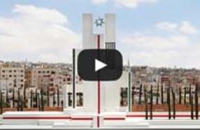 AL Raya Monument in 32 days